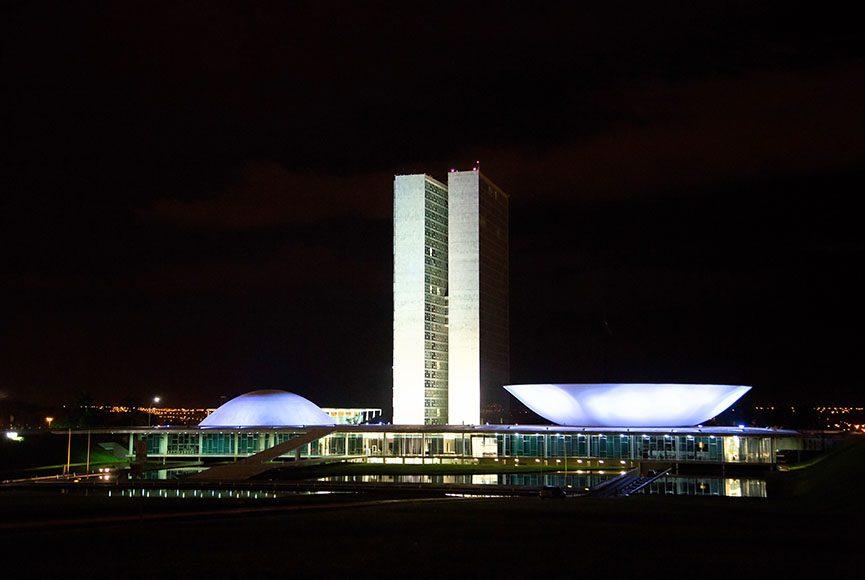 Congresso nacional em Bras'Foto: Rudy Trindade/Folhapress